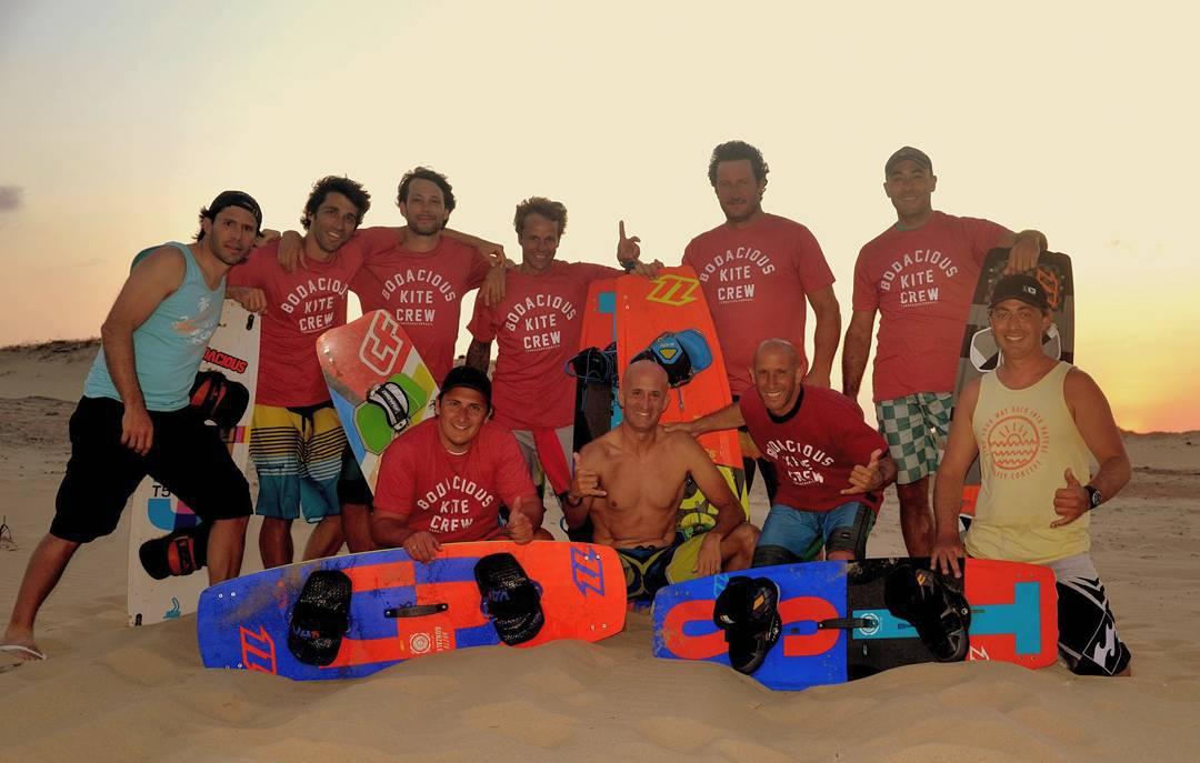 Bodacious Kite Crew