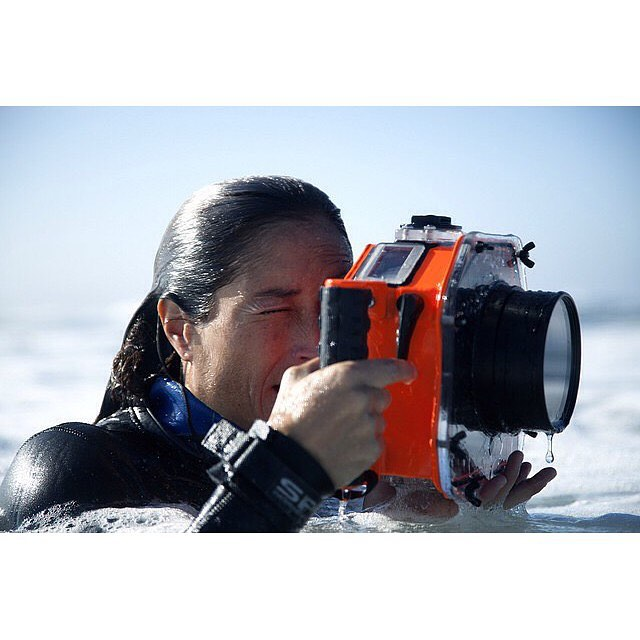 "Major #womancrushwednesday on our friend Sachi Cunningham, @seasachi | She's a super inspiring videographer, waterwoman, mama, SF State professor and all around amazing woman! Congratulations to her & crew for winning an Emmy for the documentary ""The..."