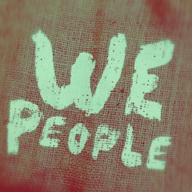 #WEpeople Coming soon