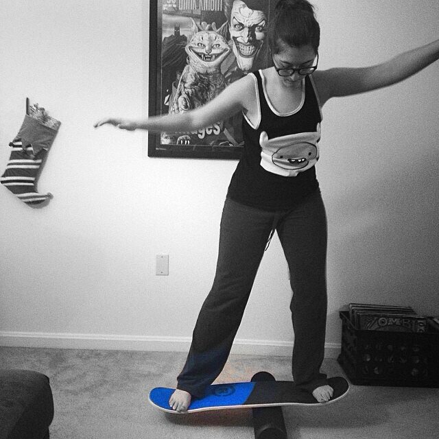 Where do you get your board on at now that summer is over ?! #revbalance #findyourbalance #balanceboards #madeinusa #progression #practicemakesperfect #practice #motivation #inspiration #fitness #healthandfitness #fitnessinspiration...