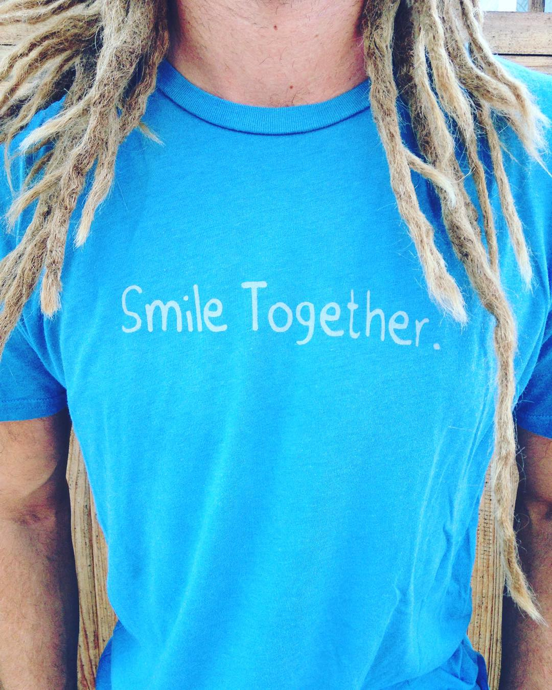~ Smile Together ~  Start your day off with a smile. To yourself, to a friend, to a stranger. It will not only make you feel wonderful, but the positivity it exudes will inspire others to pass it along. Eventually we'll all be Smiling Together.  Our...