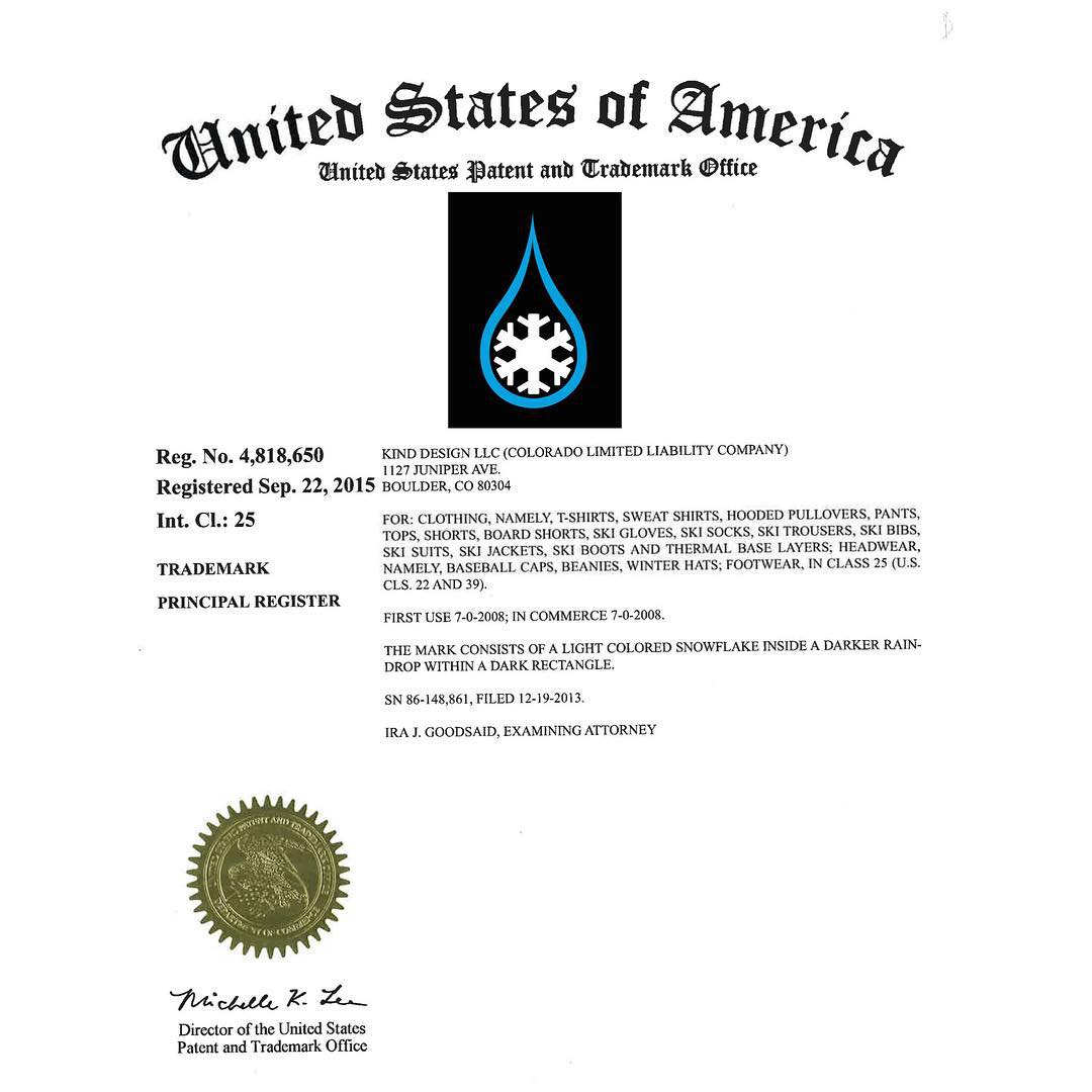 Finally!  Trademarked... just ask if you want to use it.  #kinddesign #trademark #snowdrop #liveyourdream