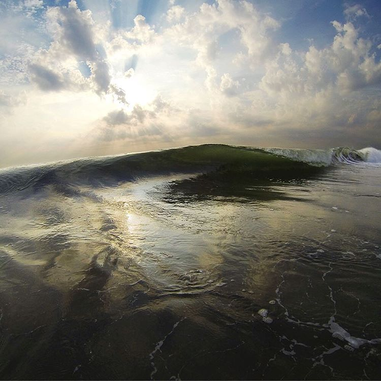 Dawn patrol or evening session ... nothing beats that feeling you get from the ocean.