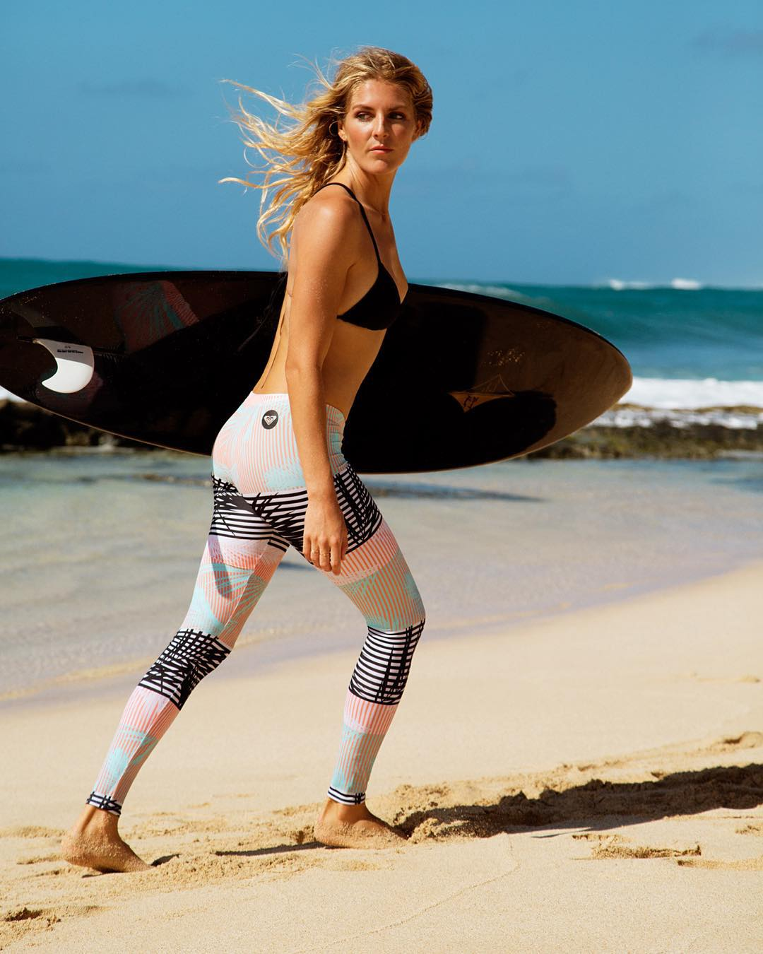 Take a walk on the wild side #POPsurf @stephaniegilmore