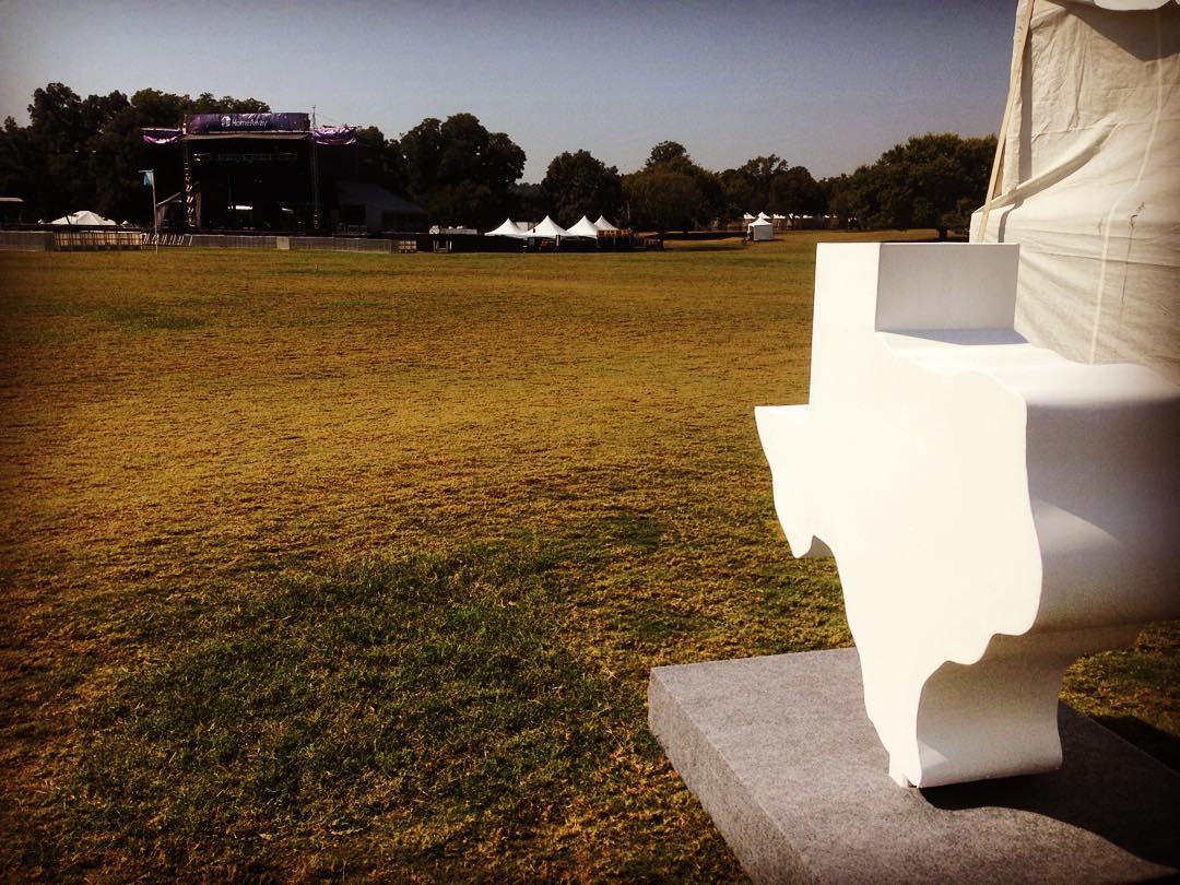 @aclfestival • • We are here! It's a beautiful Texas day. Get excited. • • #ATT #austintx #texas #tx #spratx #festivallife #artlife #lonestarstate