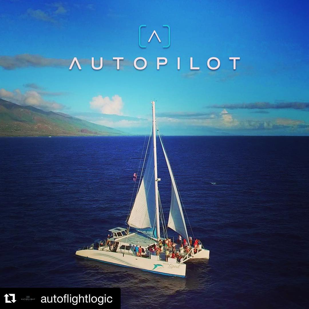 Get more from your #DJI #inspire1 with the @autoflightlogic Autopilot app.  #iamdji