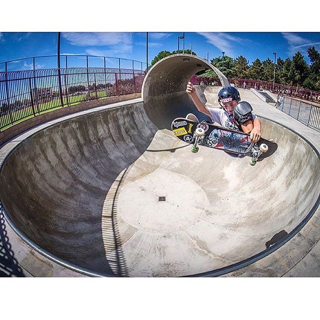 Rad photo of @surfsidesports ' @nickrivera_sk8
