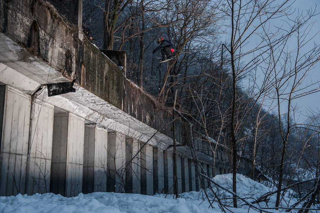When in doubt, go big... Like Atsushi Hasegawa does in the #FluxReNamed Japan Mini Movie dropping this weekend.