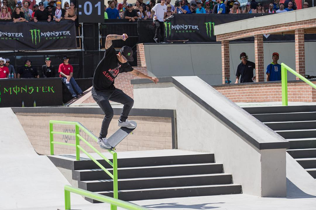 """""""It's so cool to see how happy you can make a bunch of kids with something so simple as a skateboard and some smooth concrete to ride on.""""-@Nyjah"""