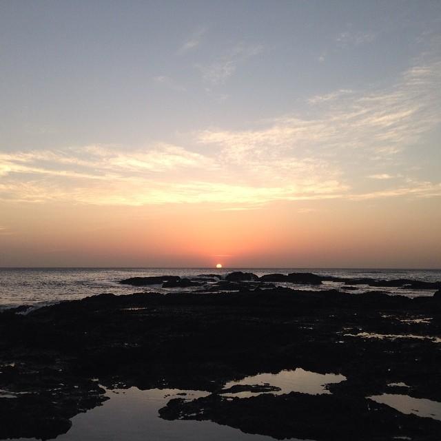 Another sunset in paradise!!! #tamarindo #puravida #costarica