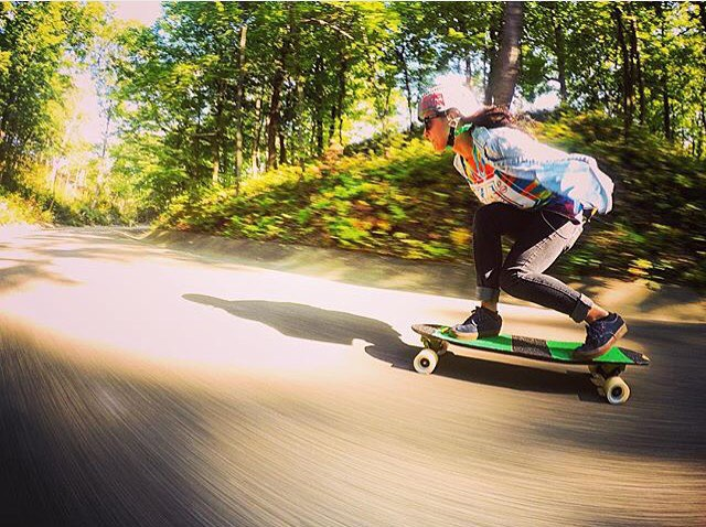 @marissaolivia1 y'all! @yung.kowabunga snap.  What are your weekend plans? Tell us!  Planes para el fin de semana? Contarnos!  #longboardgirlscrew #womensupportingwomen #skatelikeagirl #lgc #marissaolivia