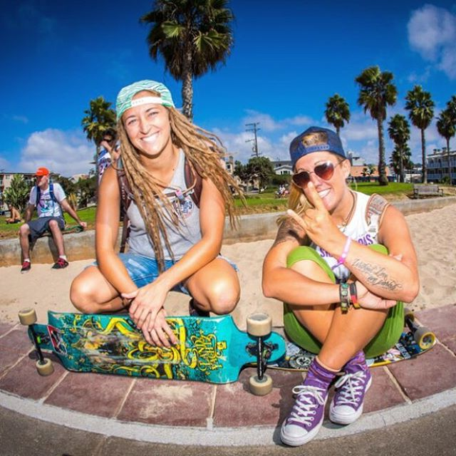 Tomorrow is B4BC's 9th annual Skate The Coast 18-mile longboard-a-thon from Santa Monica to Redondo Beach, CA. Grab a board and a friend and come skate to stomp out breast cancer! Info, prizes and registration...