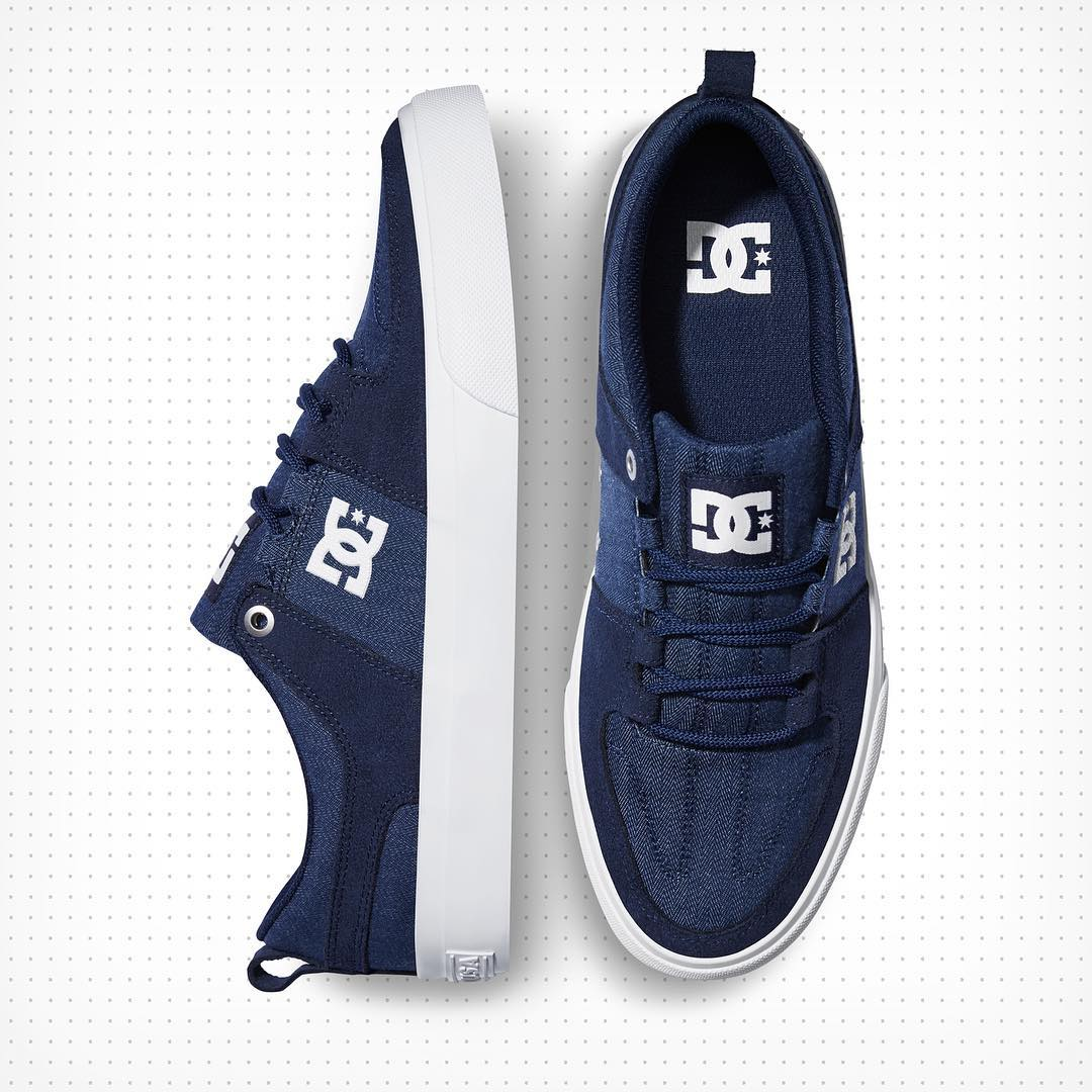 DC's classic Lynx got vulc'd. With the same paneling and t-toe as our heritage model the Lynx, the Lynx Vulc has clean lines and is made for all day, everyday. Get yours at: dcshoes.com/lynxvulc. #dcshoes #lynxvulc