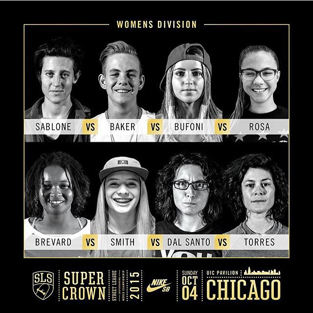 Tomorrow's the day! 1st ever @streetleague Women Division starting at 2.45pm ET and 11.45am PT. Tune in on streetleague.com to watch history being made.  #streetleague #femaleskateboarding #ladiesofshred #longboardgirlscrew #skatelikeagirl #killinitsoftly