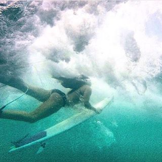 BREATHE // verb // to be alive #luvsurf #luvsurfgirl #alive #liveyourdream #surf @olivia.doan