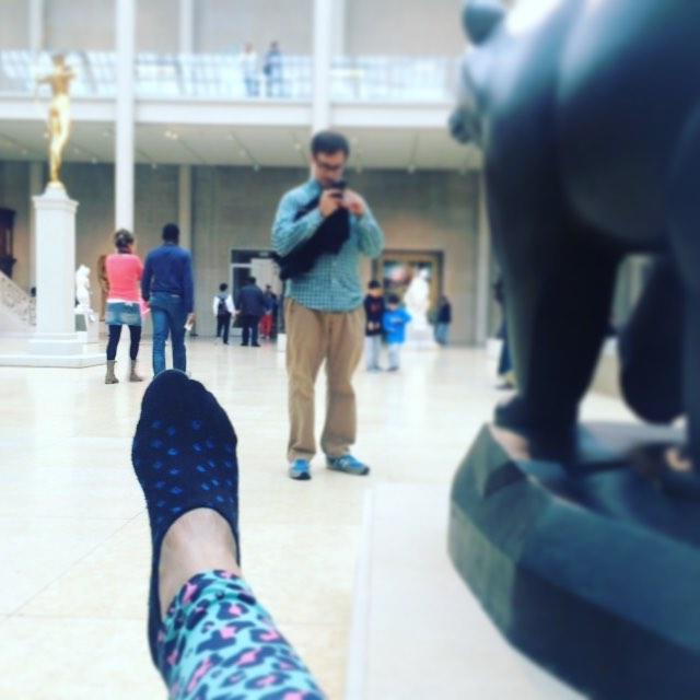 #MediasConOnda en el @metmuseum