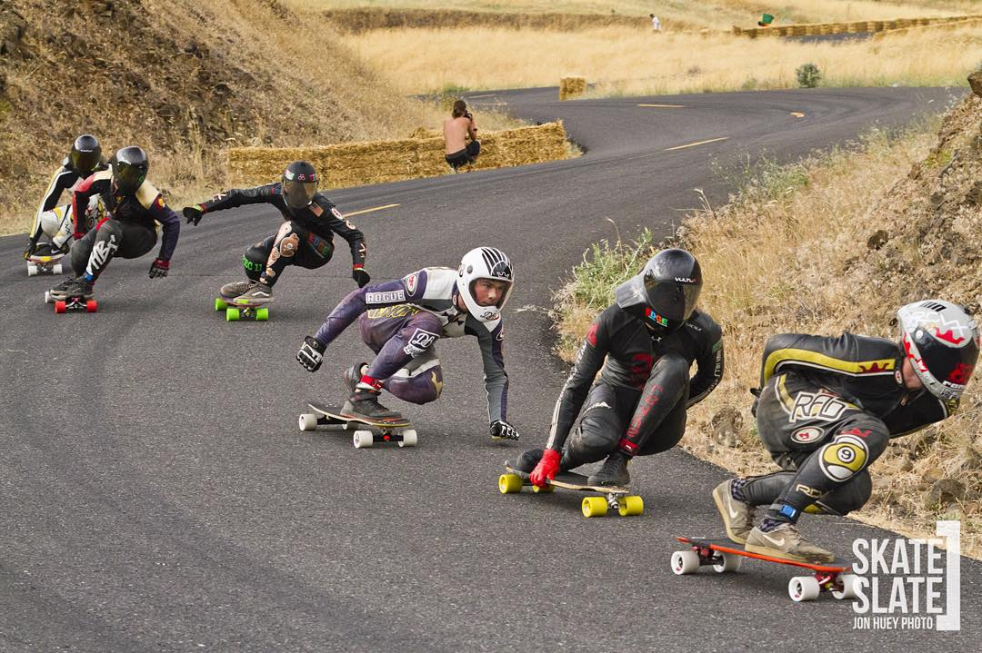 Connor Ferguson, Nickolas Curtright, Brandon Desjarlais, Spencer Smith, Thiago Gomes Lessa, and Jimmy Riha at the Maryhill Festival of speed. (Photo by @honjuey). If you haven't checked out all the photos from the FOS on @slateslate's website:...