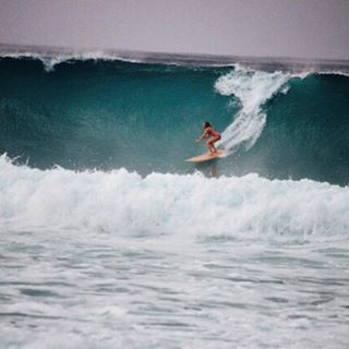WILDERNESS // PR with team rider @kaydiarcher #luvsurf #team #luvsurfgirl #wilderness #YEW #thatsabigone