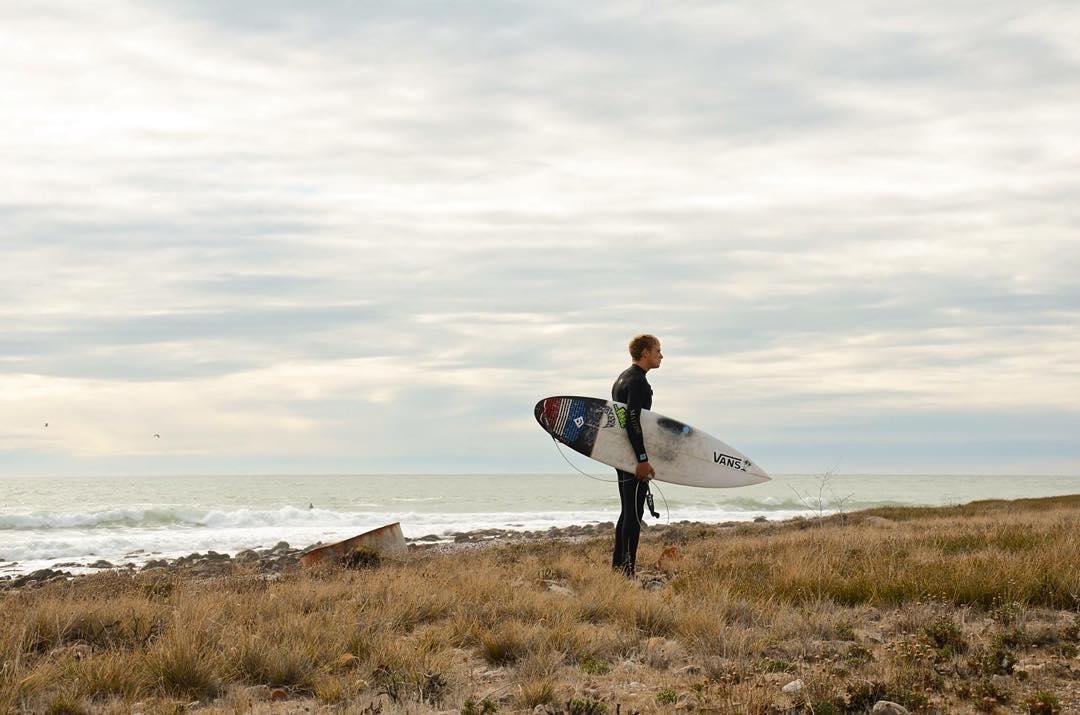 @julianiturralde en Cabo Raso #TeamVans