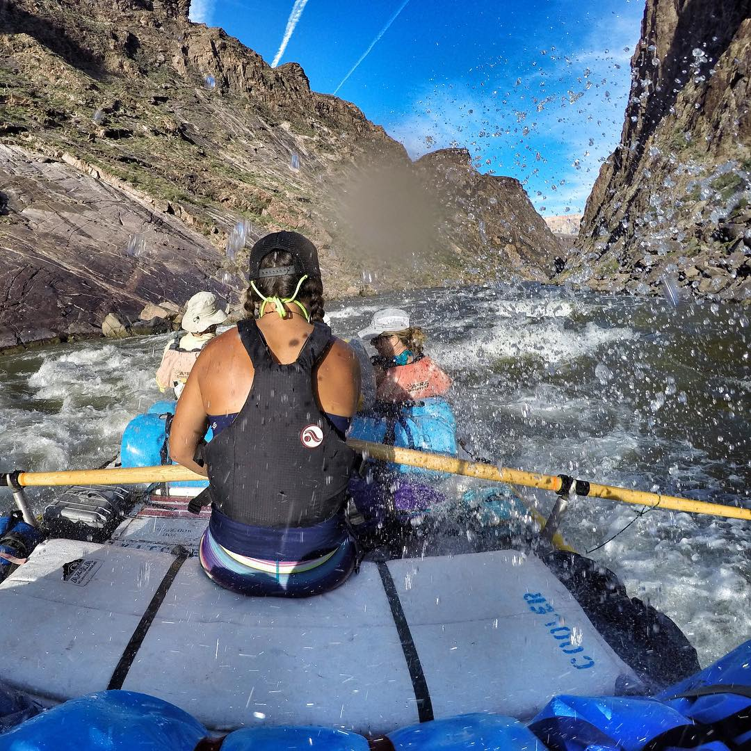 BIG HITS! BIG FUN! @astralwhitewater @nexstepproducts #grandcanyon #gopro #rafting