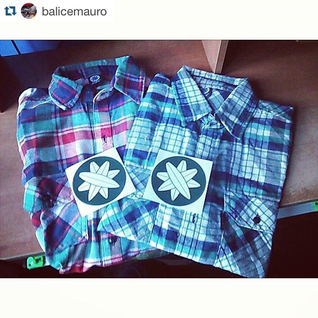 #Repost @balicemauro with @repostapp. ・・・ Al fin llegaron las camisas ! Estrenamos hoy a la noche ! #Instamoment #Lamejorropa @jooks.indumentaria