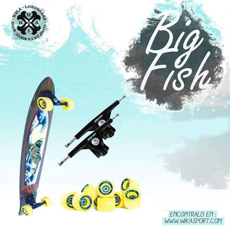 The Big fish! Una compañía ideal, encontrala en nuestra página! www.wikasport.com  #deportesextremos #extremotivation #deporte #deporteextremo #argentina #argentinaig #argentinaingram #argentina2015 #argentinaa #buenosaires #buenosairescity...