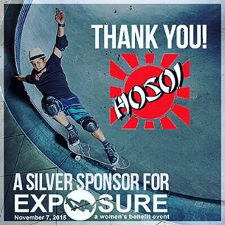 Happy Birthday to @christianhosoi ! Christian has always been a huge supporter of women's skateboarding. This year @hosoiskateboards is coming on as a big sponsor of #exposure2015 and we are very grateful. We hope that you are having a blessed...