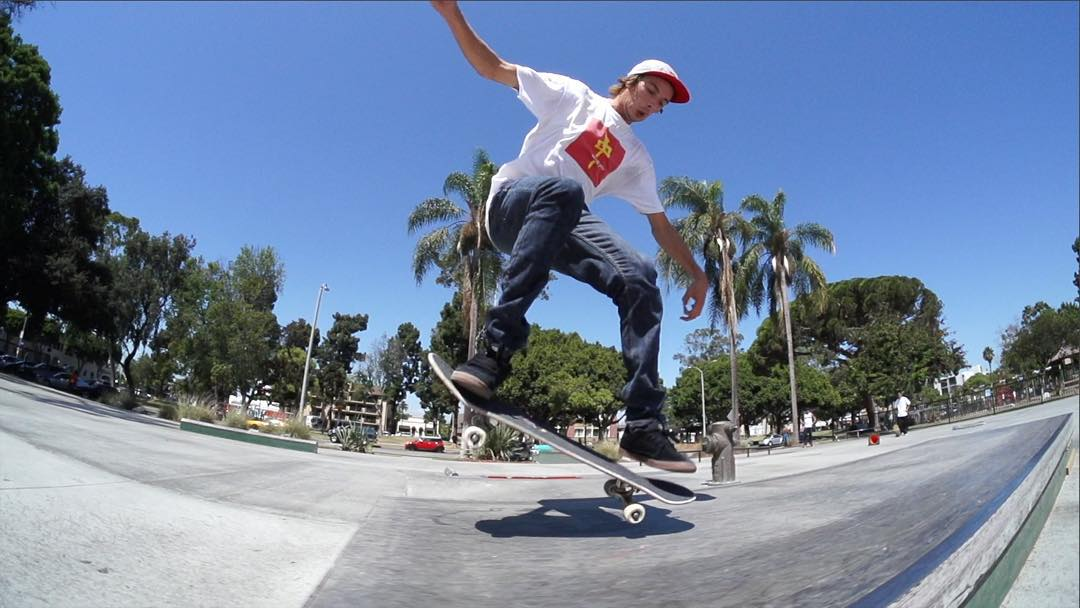 ICYMI: @ryandecenzo taught us to kickflip nose manual in Ep. 6 of #XGamesTrickTips!  Click the link on our profile page to check it out.
