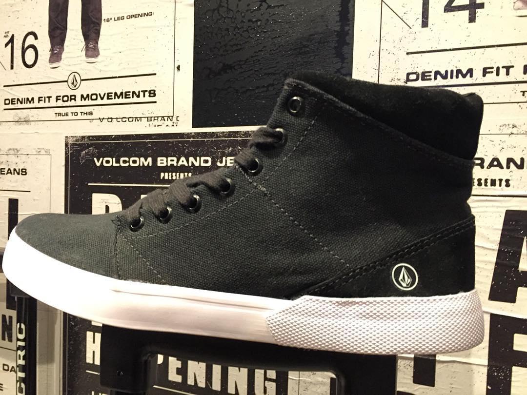 Buzzard Black. Nueva colección verano 2016 #volcomfootwear