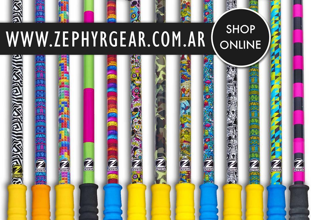 Los mejores diseños, la mejor calidad! #ZephyrPole