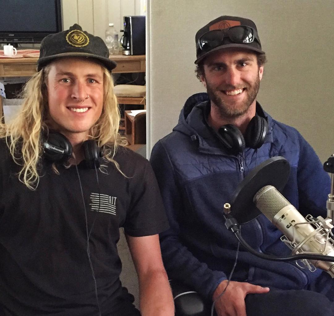 #PHGB athlete @banks.gilberti and #PHGB founder @spencer_9 are LIVE on local radio station KDPI - Drop In Radio 89.3