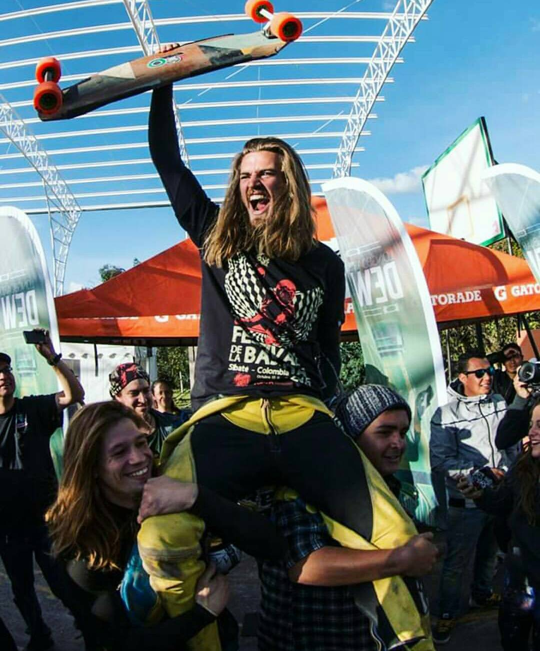 Congratulations to Swedish #LoadedAmbassador @mauritz_arm for winning #LomaLindaDH2015!  This day also marks the beginning of his official contract with Calvin Klein underwear! Double congrats!  #LoadedBoards #Truncated #Tesseract