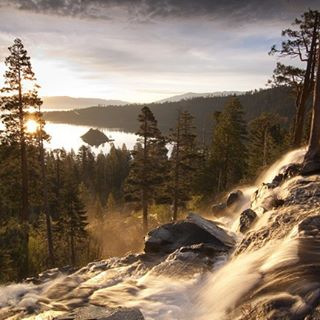 Some sunrises are hard to beat! For this week's #WhereOn89, name the waterfall in this picture and be entered to win a #CA89 goodie bag!