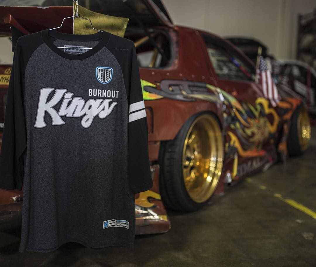 We don't know if the #TwerkStallion's low-rise aero is more function or form but it sure makes a decent hanger. The Burnout Kings Raglan available at your local @zumiez, #zumiesDOTcom.