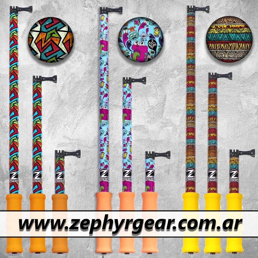 Nuevos Modelos #ZephyrPole! Ingresa a nuestro Shop Online y chequea los nuevos modelos!!