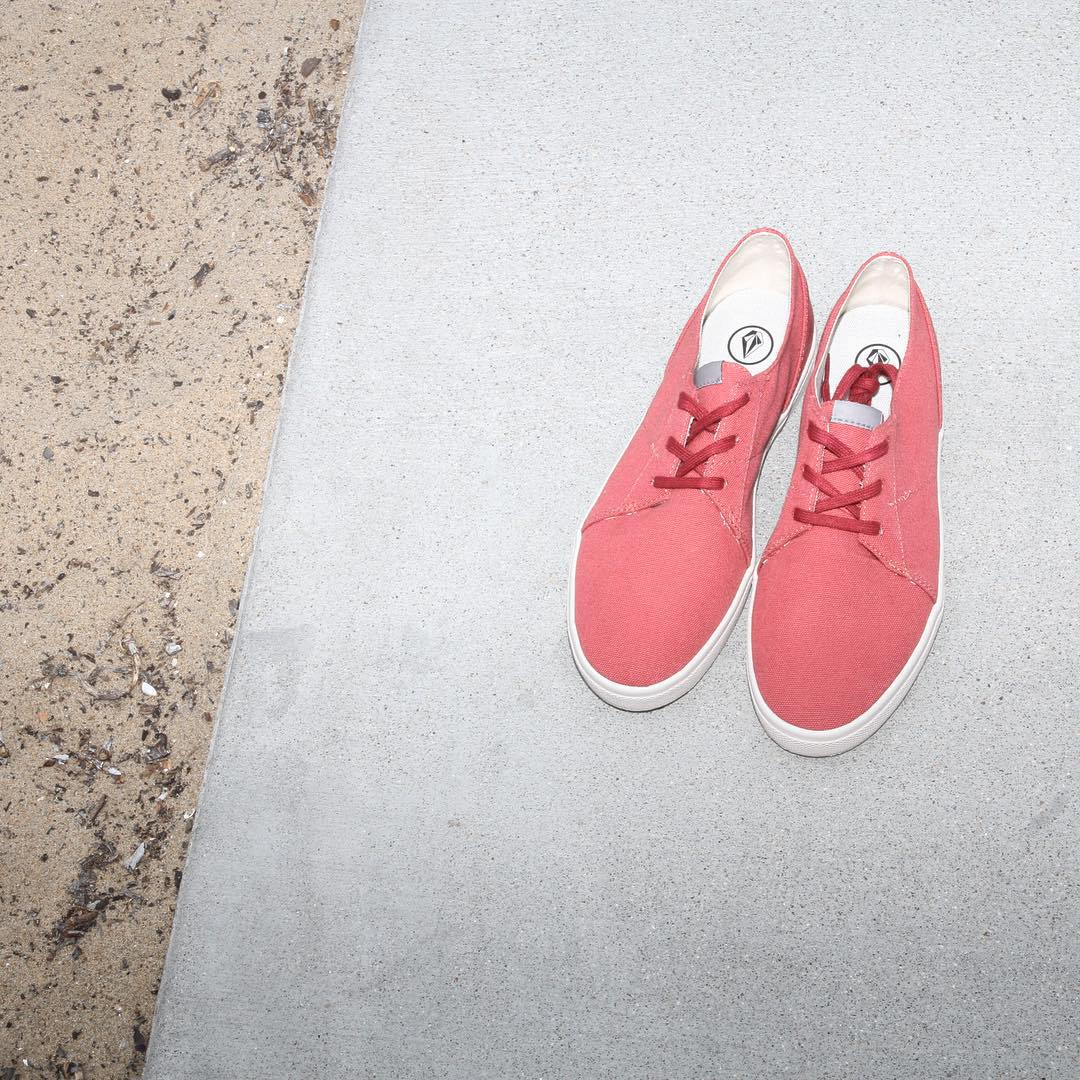 Lo Fi RED verano 2016 #Volcomfootwear