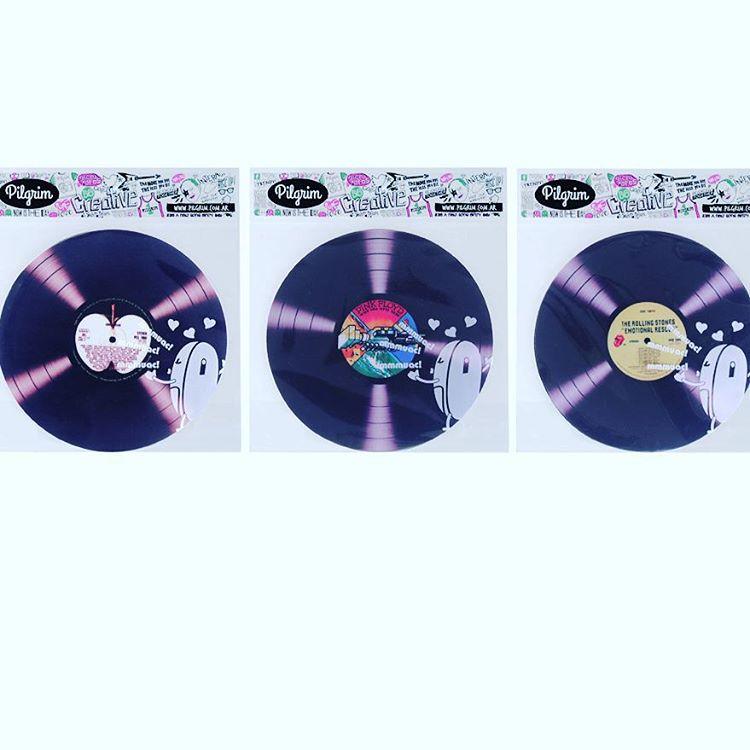 Pads vinilos clásicos! #beatles #stones #pinkfloyd #regalosoriginales