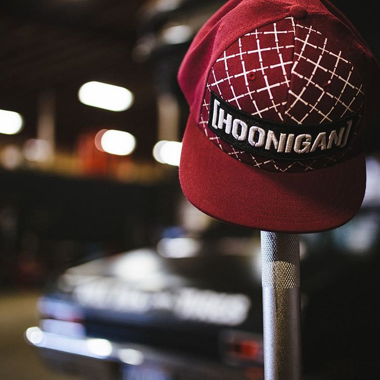 NEW ARRIVAL: This limited edition colorway #HNGN Irons snap back just showed up and is now on #hooniganDOTcom!