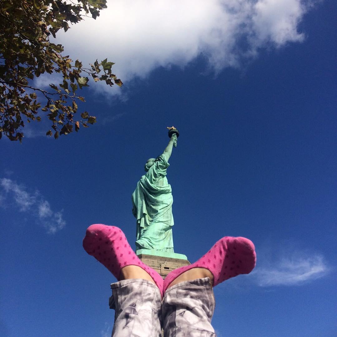 Las #murcia siguen recorriendo #NY