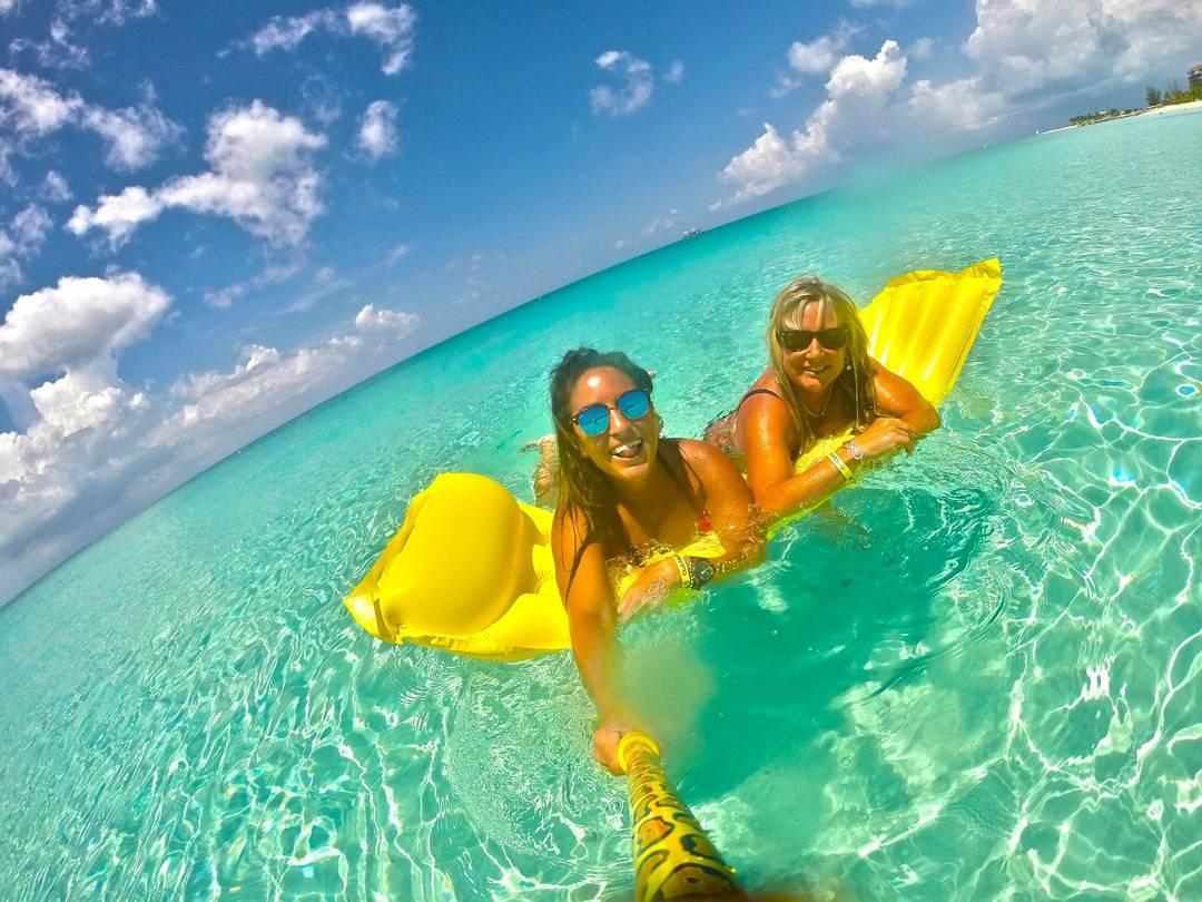 @denyetman con su #ZephyrPole desde las islas #Turks&caicos !!