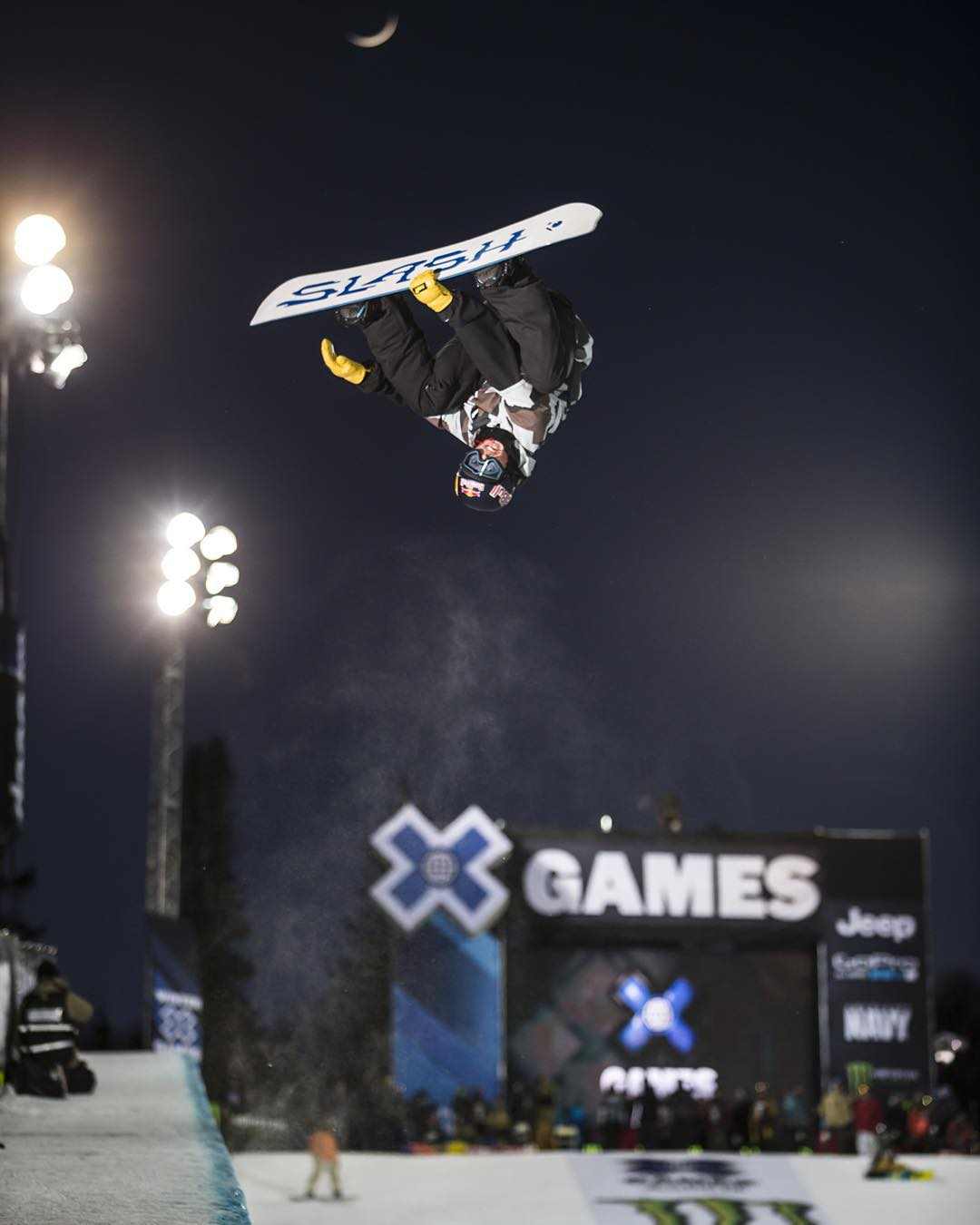 #XGames Aspen is only 16 weeks away! (