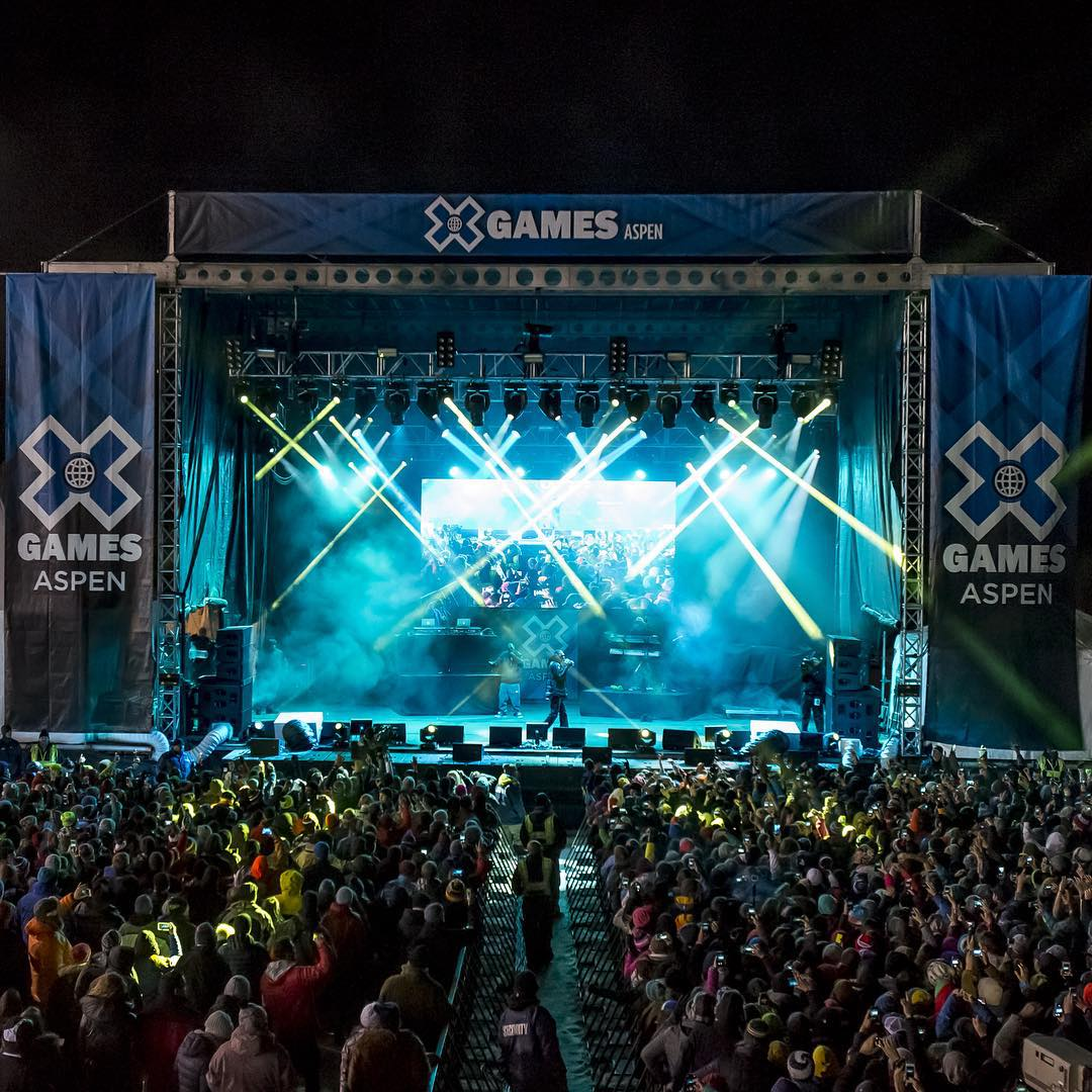 The 2016 #XGames Aspen music lineup will be announced tomorrow afternoon!