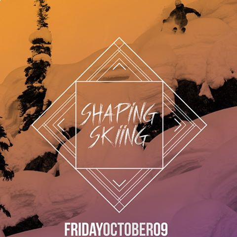 Shaping Skiing premiere's next at Downstairs in Park City, UT this Friday night. Swag Toss. No Cover. Doors open at 8. @t_hayne will be in the house. You know how the rest goes. See you there!  SHAPING SKIING Movie Tour  Upcoming dates where you can...