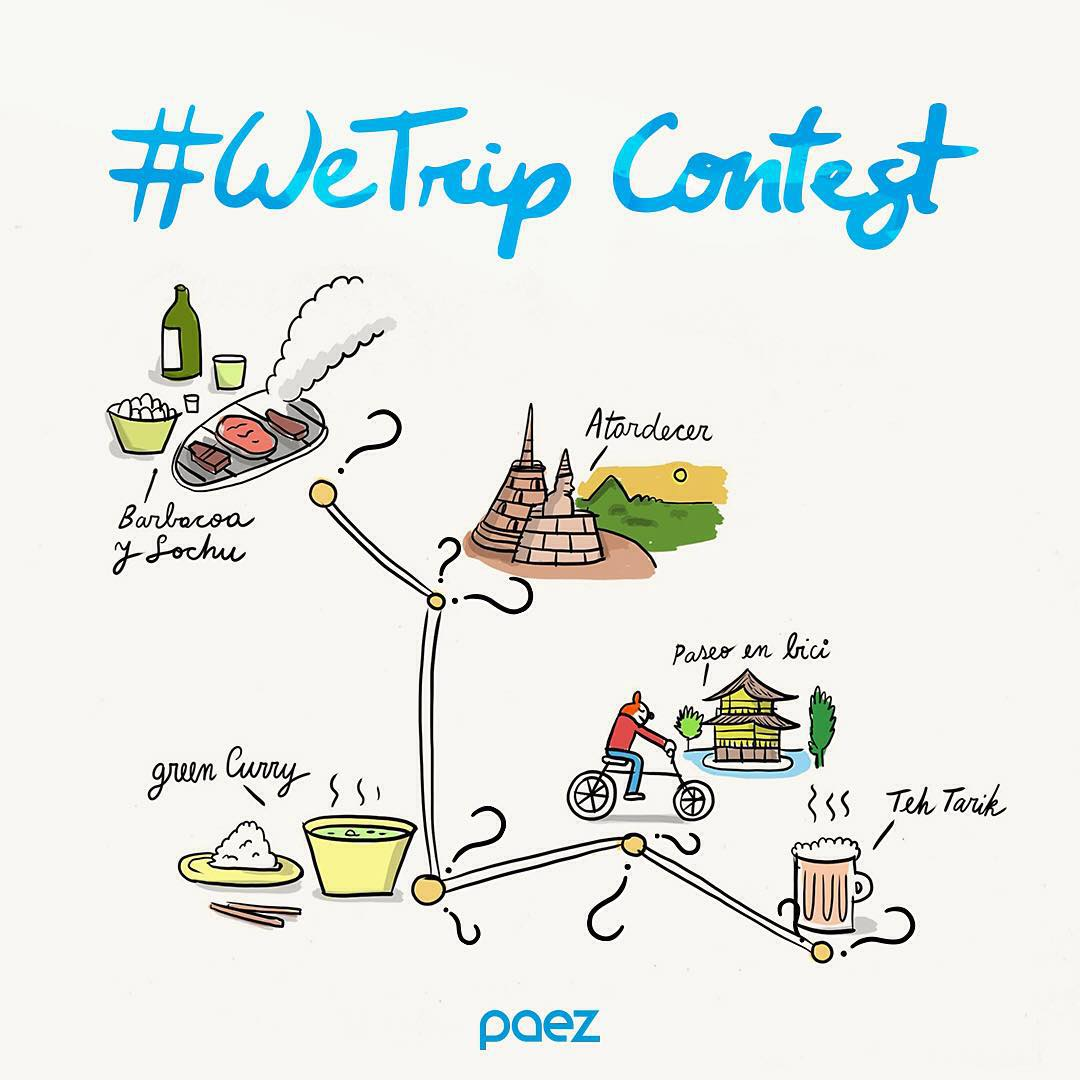 New Contest! We are launching our collection of Personal Maps: personalized tours that match a person and that's what makes them special.  We want to know your Personal Map: your favorite route in your neighborhood or city, a bar, a bike ride, a beach,...