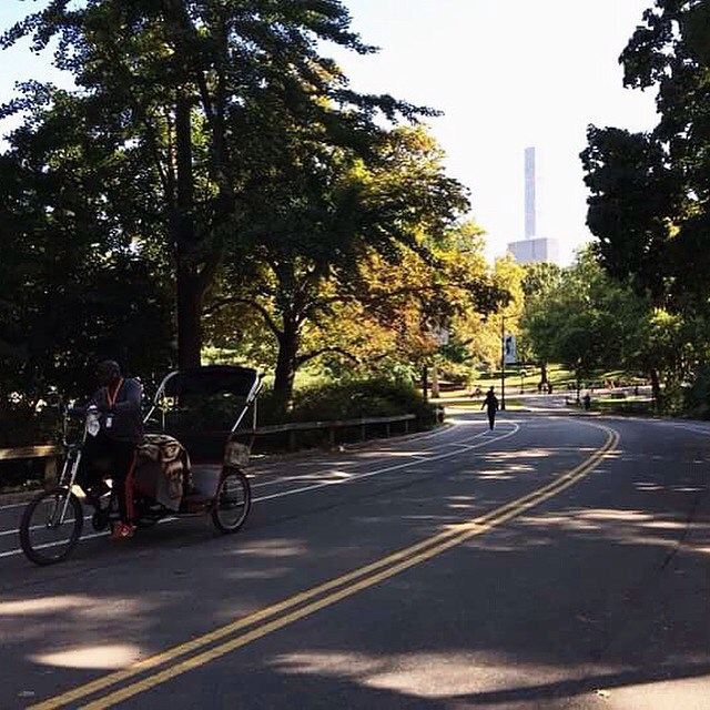 Get lost in #CentralPark