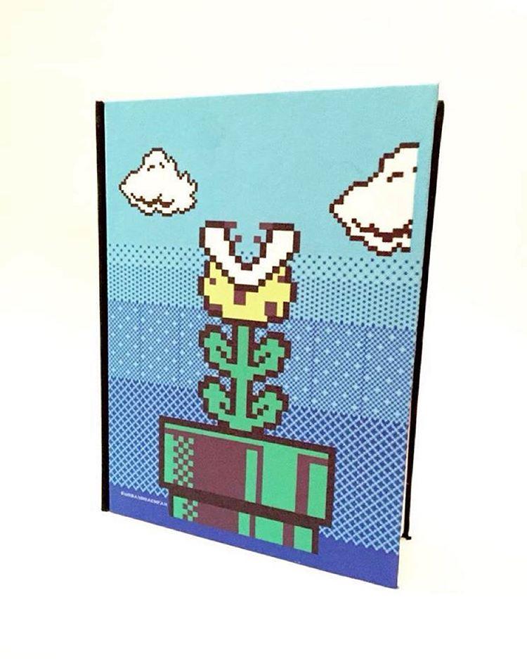 Nuestros amigos de BRIFIN nos hicieron unos cuadernos especiales! Están a la venta en www.facebook.com/brifincuadernos