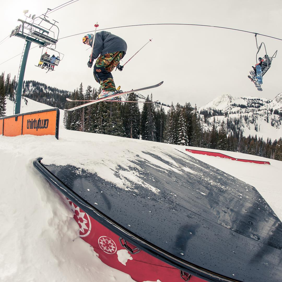 Throwback to park laps @brightonresort with @naesserik. #tbt #4frnt