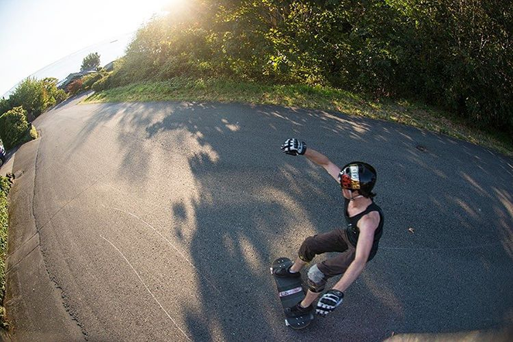 A throwback to Spencer Smith enjoying a sunny ride on the Keystone 39""