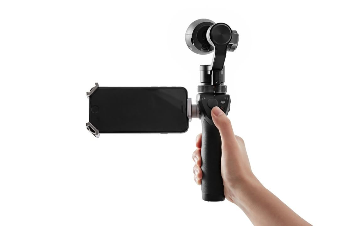 Got a #DJI #inspire1? Go beyond 4K #aerial and reimagine your movement.  Using #DJI signature zenmuse technology, the #OSMO removes the shaky video that is found in other handheld cameras.  www.dji.com/product/osmo