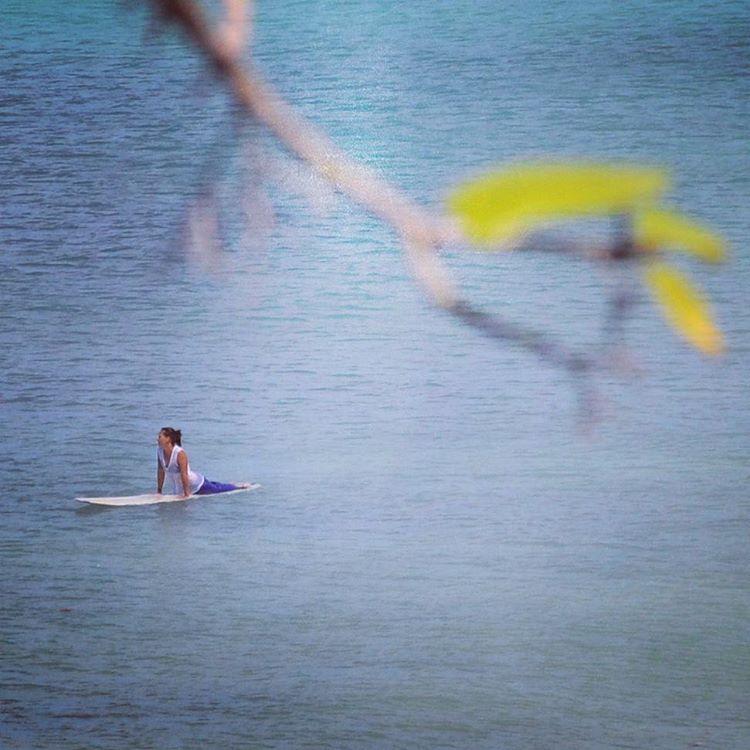 #akelasurf Designer Annie Gagné #fashion #activegirl #surfswimwear #surf #yoga #paradise #barbados